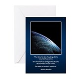 New Earth Greeting Cards (Pk of 20)
