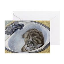 Bertie's Boudoir Greeting Card