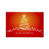 Wonder of the Season Rectangle Magnet (10 pack)