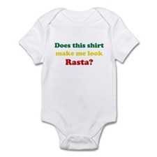 Make Me Look Rasta Infant Bodysuit