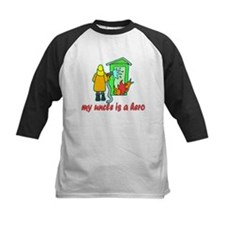 My uncle is a hero (fire) Tee