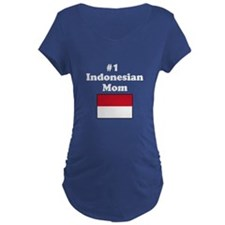 #1 Indonesian Mom T-Shirt