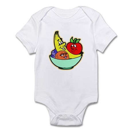 Fruit Friends Infant Bodysuit