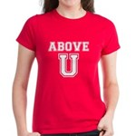 Above U Women's Dark T-Shirt