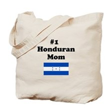 #1 Honduran Mom Tote Bag