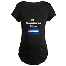 #1 Honduran Mom T-Shirt