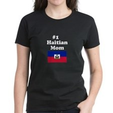 #1 Haitian Mom Tee