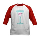 False Teeth Martini Tee