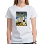 Umbrella / Eng Spring Women's T-Shirt