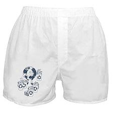Global Effort Boxer Shorts