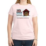 A Dog House is NOT A Home Women's Light T-Shirt