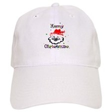 Merry Christmas Santa - Baseball Cap