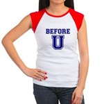 Before U Women's Cap Sleeve T-Shirt