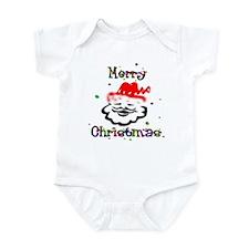 Merry Christmas Santa Onesie
