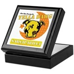Yella Dawg Sarsaparilla Keepsake Box