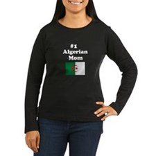#1 Algerian Mom T-Shirt