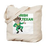 Irish Texan Tote Bag
