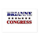 BRIANNE for congress Postcards (Package of 8)