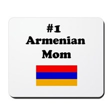 #1 Armenian Mom Mousepad