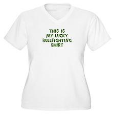 Lucky Bullfighting T-Shirt