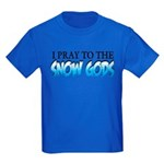 Snow Gods Kids Dark T-Shirt