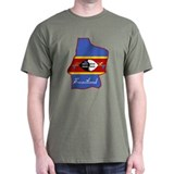 Cool Swaziland T-Shirt
