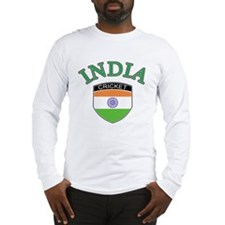 Indian cricket Long Sleeve T-Shirt