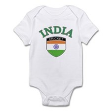 Indian cricket Infant Bodysuit