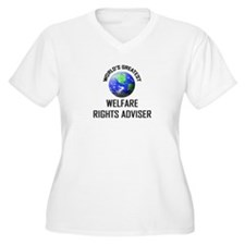 World's Greatest WELFARE RIGHTS ADVISER T-Shirt