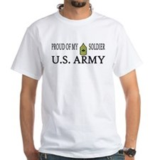 MSG - Proud of my soldier Shirt