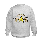 Peace Angels Kids Sweatshirt