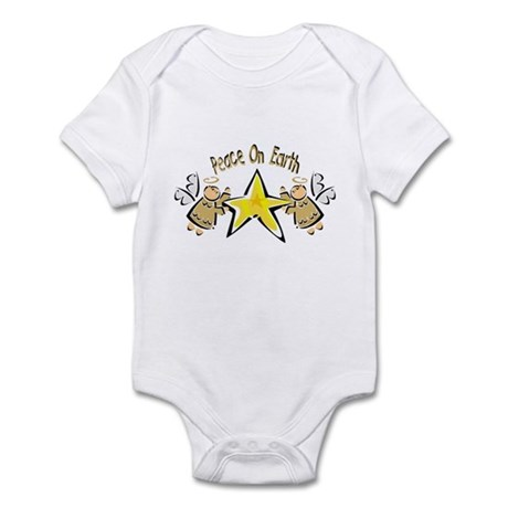 Peace Angels Infant Bodysuit