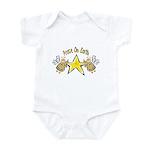Peace Angels Infant Bodysuit