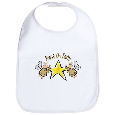 Peace Angels Bib