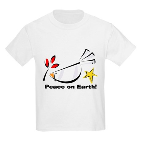Peace Dove Kids Light T-Shirt