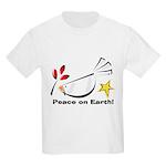 Peace Dove Kids Light T-Shirt
