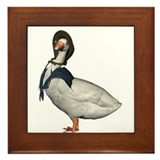 Mother Goose (The Goose) Framed Tile