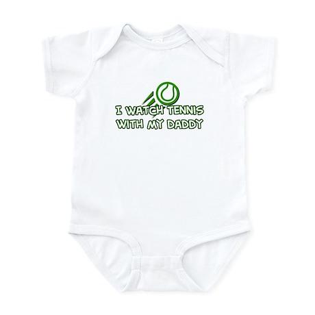 Tennis Daddy Infant Bodysuit