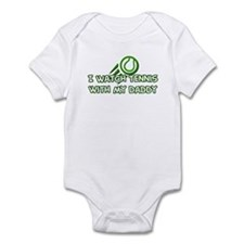 Tennis Daddy Infant Bodysuit