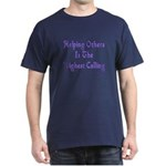 Helping Others Dark T-Shirt