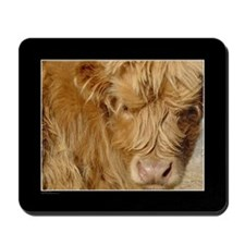 Highland Cattle Mousepad