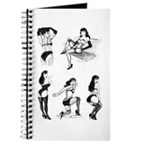 VintageSpot.com Bettie Page Journal
