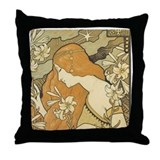L'ermitage Throw Pillow