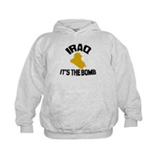 Iraq Is The Bomb Hoodie