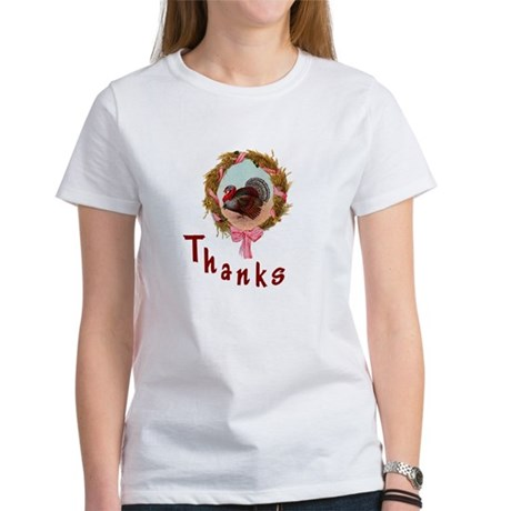 Thanks Turkey Women's T-Shirt