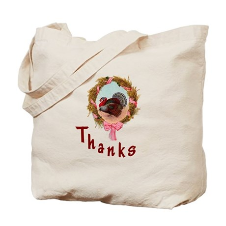 Thanks Turkey Tote Bag