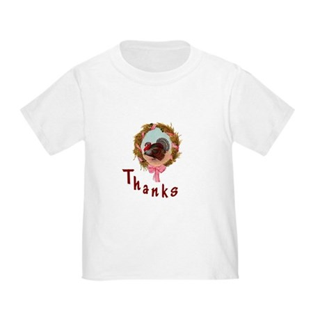 Thanks Turkey Toddler T-Shirt