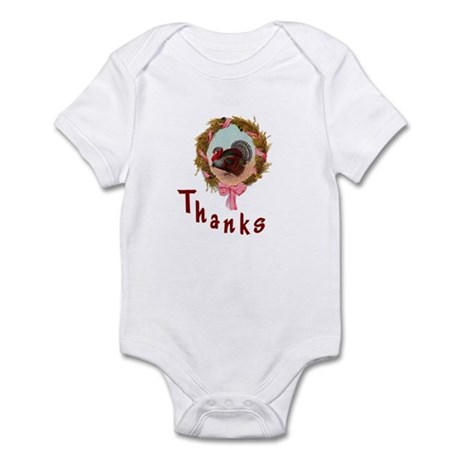 Thanks Turkey Infant Bodysuit