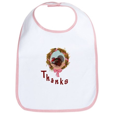 Thanks Turkey Bib