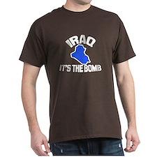 Iraq Is The Bomb T-Shirt